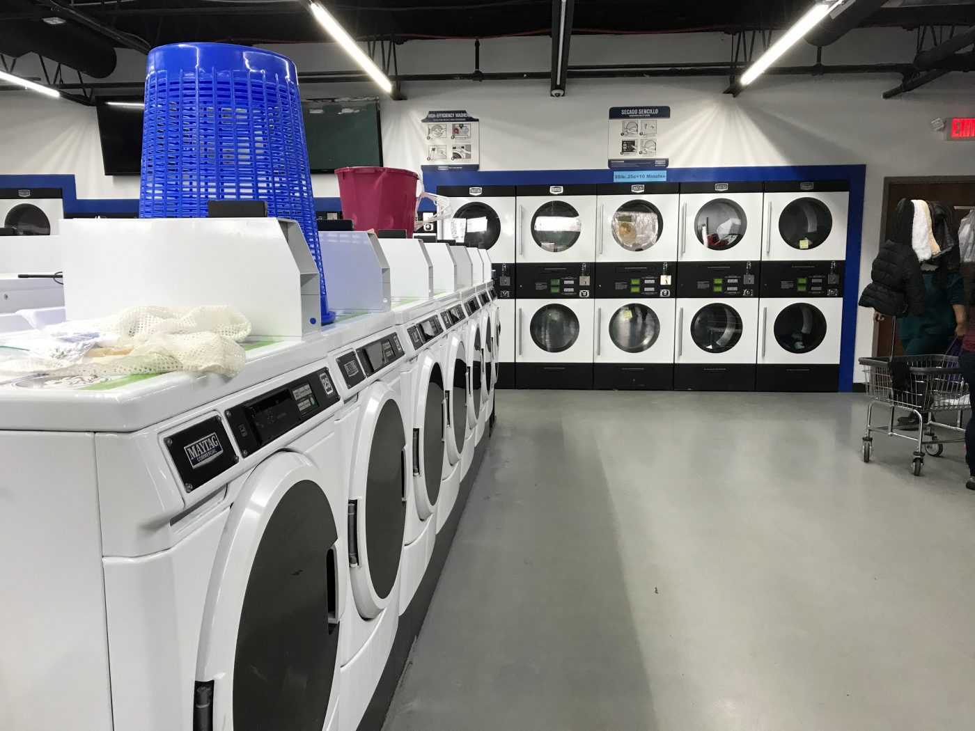 Meeting a Community's Needs: Laundry & More
